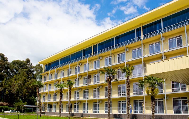 Wellness Park Hotel Gagra подключился к HMA Ecvi