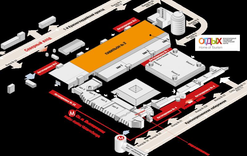 Облачная система управления гостиницей ECVI на выставке ОТДЫХ 2018