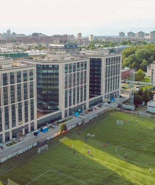 Комплекс апартаментов NEXT будет управляться с помощью цифровой платформы Ecvi Apart