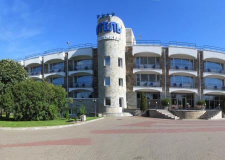 """Парк-отель """"Потемкин"""" перешел на Ecvi"""