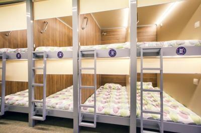 Готовое решение для управления капсульным отелем, хостелом